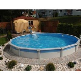 Bazén Cranpool Sun Remo 7,2 x 1,32m