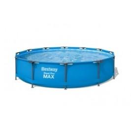Bazén Bestway s konstrukcí 3,66 x 0,76 m písková filtrace 2m3/hod