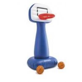 INTEX 57502 Basketbalový set nafukovací 1,04 x 0,94 x 2,08m