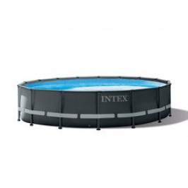 Bazén INTEX Ultra Frame XTR 4,88 x 1,22m set + písková filtrace 4m3/hod