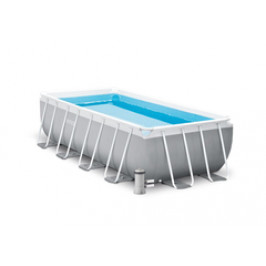 INTEX Prism Frame Rectangular Pools 4 x 2 x 1m 26788NP