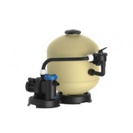 Písková filtrace SHOTT PPF200/21000WP SIDE