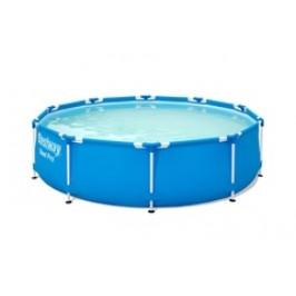 Bazén Bestway s konstrukcí 3,05 x 0,76 m bílý s kartušovou filtrací