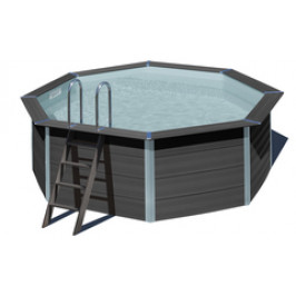 Bazén GRE Composite 410 x 124 cm set s pískovou filtrací 4m3/h