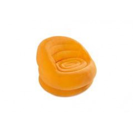 Intex 68577 Lumi Chair oranžové