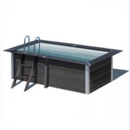 Bazén GRE Composite 326 x 186 x 96 cm cm set s pískovou filtrací 4m3/h