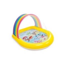 INTEX 57156 Bazén dětský s rozastřikováním