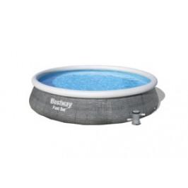 Bazén Bestway Rattan 4,57 x 1,07m set včetně příslušenství