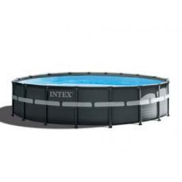 Bazén INTEX Ultra Frame XTR 5,49 x 1,32m set + písková filtrace 6m3/hod