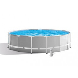 INTEX Prism Frame Pools 4.57 x 1.22m 26726NP