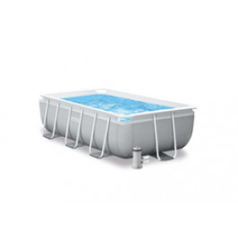 INTEX Prism Frame Rectangular Pools 3 x 1.75 x 80cm 26784NP