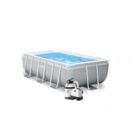 INTEX Prism Frame 3,00 x 1,75 x 0,80m písková filtrace 4m3/hod