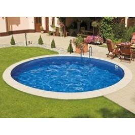 Bazén IBIZA 6,0 x 1,2m bez filtrace