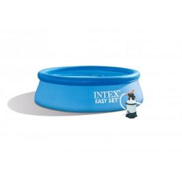 Bazén INTEX 2,44 x 0,61m písková filtrace 2m3/hod