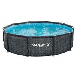 Bazén Florida 3,05 x 0,91 m - dekor RATTAN bez filtrace