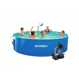 Bazén Orlando 3,66 x 0,91 m s pískovou filtrací 4,5m3/hod