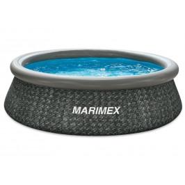 Bazén Tampa 3,05 x 0,76m, motiv Ratan s pískovou filtrací 2m3/hod