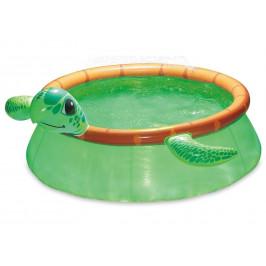 Bazén Tampa 1,83 x 0,51m, motiv Želva, s pískovou filtrací 2m3/hod
