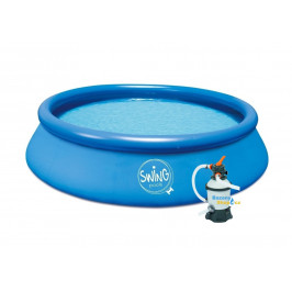 Bazén Swing pool 2,44 x 0,76m písková filtrace 2m3/hod