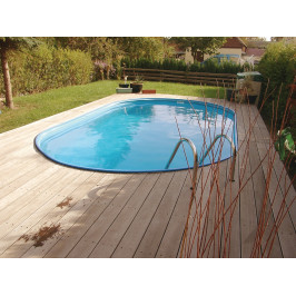 Bazén Toscana 3,50 x 7,00 x 1,20 m