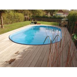 Bazén Toscana 3,50 x 7,00 x 1,50 m
