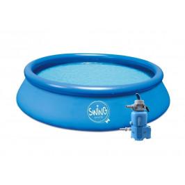 Bazén Swing pool 3,66 x 0,76m písková filtrace 2m3/hod