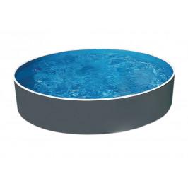 Bazén AZURO GRAPHIT 3,6 x 1,2m