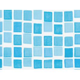 Bazénová folie kruh 3,6 x 1,1m mozaiková