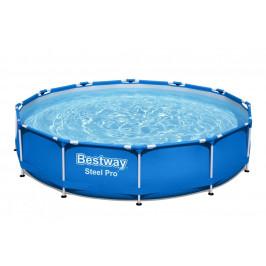 Bazén Bestway s konstrukcí 3,66 x 0,76 m s kartušovou filtrací
