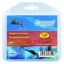 Tester  pH / chlor kapičkový LAGUNA