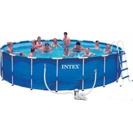 Bazén INTEX Metal Frame 5,49 x 1,22m set včetně příslušenství