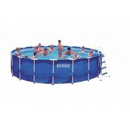Bazén INTEX Metal Frame 5,49 x 1,22m set + písková filtrace 6m3/hod