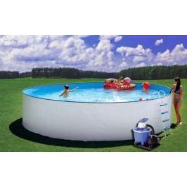 Bazén Nuovo 4,5 x 1,2m set + písková filtrace 6,6m3/hod