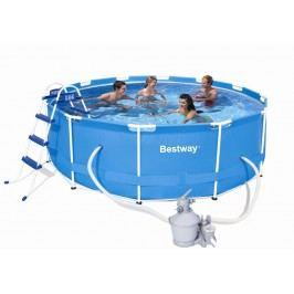 Bazén Bestway s konstrukcí 3,66 x 1,22 m písková filtrace 4m3/hod