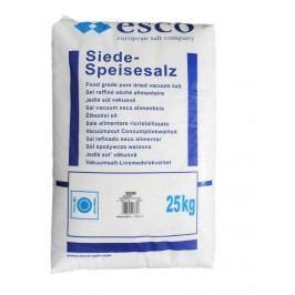 Vakuová bazénová sůl 25 kg