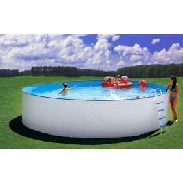 Bazén Nuovo 4,5 x 1,2m set