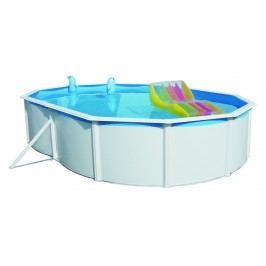Bazén Nuovo de Luxe 6,4 x 3,66 x 1,2m set + písková filtrace 8m3/hod