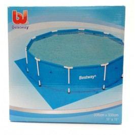 Podložka pod bazén o průměru 3,05m - plachta