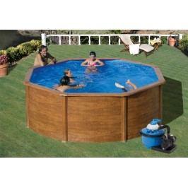 Bazén GRE Pacific 4,6 x 1,2m set + písková filtrace 6m3/h