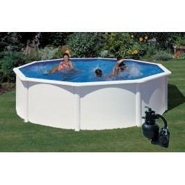 Bazén GRE Fidji 2,4 x 1,2m set + písková filtrace 4,5m3/h