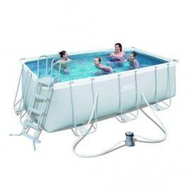 Bazén Bestway s konstrukcí 4,12 x 2,01 x 1,22m