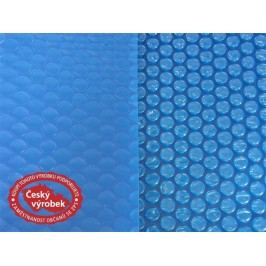 Solární plachta dle rozměrů - modrá 180mic