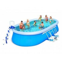 Bazén Bestway ovál 4,88 x 3,05 x 1,07m set včetně příslušenství