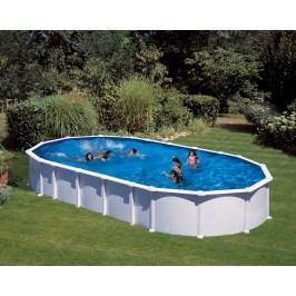 Bazén GRE Fidji 7,3 x 3,75 x 1,32m set bez vzpěr
