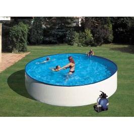 Bazén GRE Splash 3,5 x 0,9m set + písková filtrace 4,5m3/h
