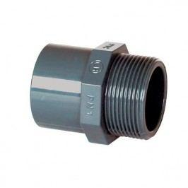 Mufna PVC - přechodka 50-40 x 1 1/4