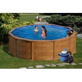 Bazén GRE Pacific 4,6 x 1,32m set + písková filtrace 6m3/h