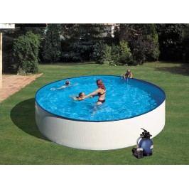 Bazén GRE Splash 3,0 x 0,9m set + písková filtrace 4,5m3/h