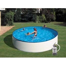 Bazén GRE Splash 3,5 x 0,9m set + písková filtrace 2m3/h