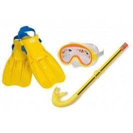 INTEX potápěčská sada žlutá